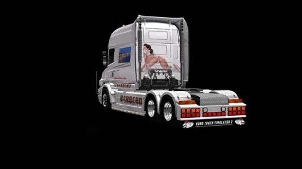 Scania T Barbero Skin