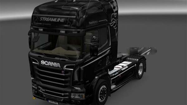 Skin Dasquirrelnuts for Scania Streamline