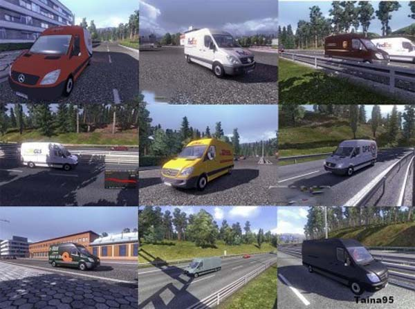 Sprinter Ai Traffic Mod