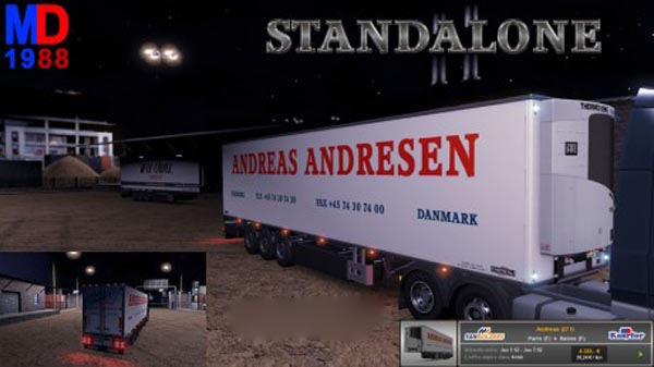 Standalone Andreas Andresen trailer
