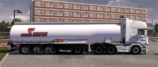 TZ fuel cistern fin skin