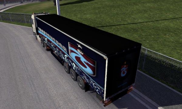 Trabzonspor Trailer Skin