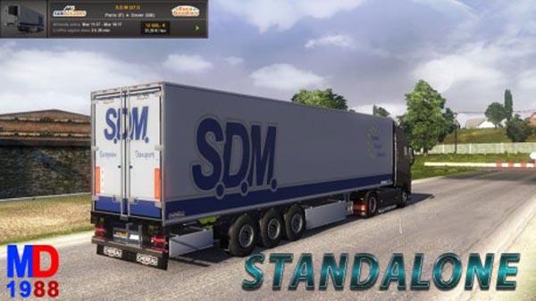 Trailer S.D.M