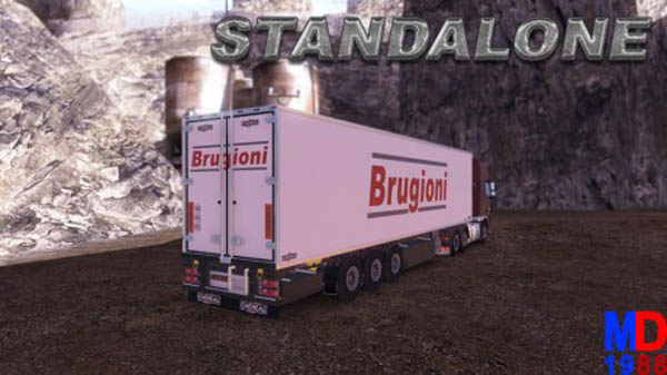 Trailer standalone Brugioni
