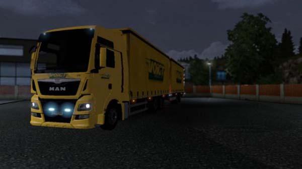 Voigt Logistik MAN TGX Euro6