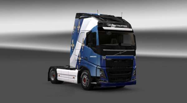 Volvo FH 2012 Bosna Skin