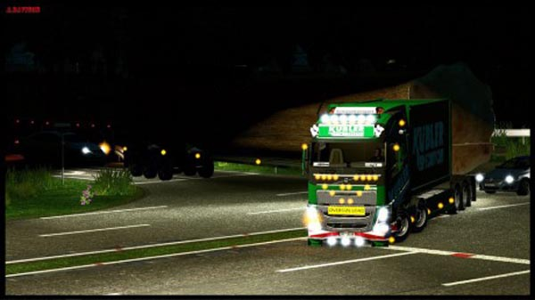 Volvo FH 2012 New Chassis