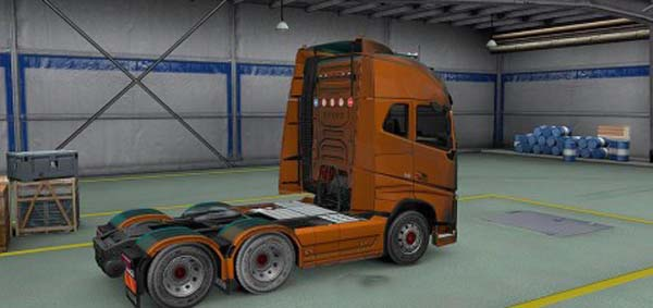 Volvo FH 2013