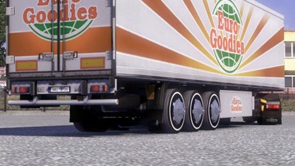Chrome SS Wheels