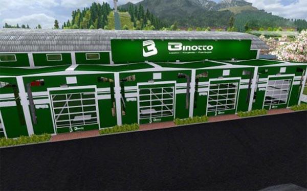Garage Binotto Transportes