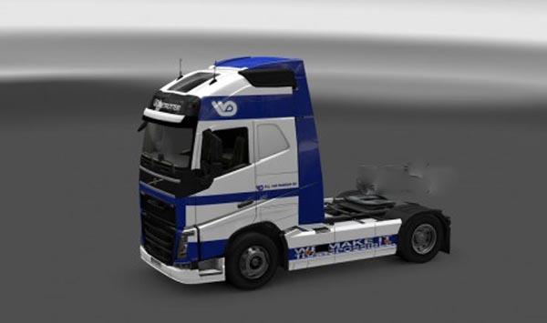 H. J. Van Bentum skin for Volvo FH