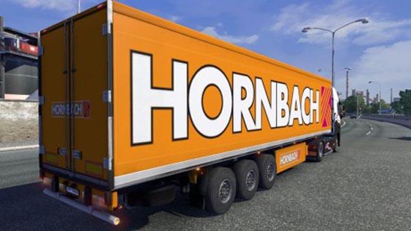 Hornbach Trailer Skin