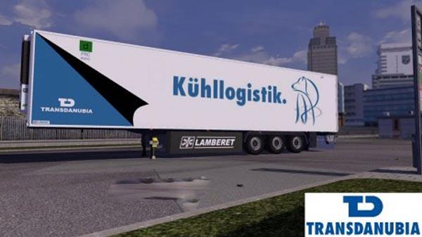 Lamberet SR2 Transdanubia