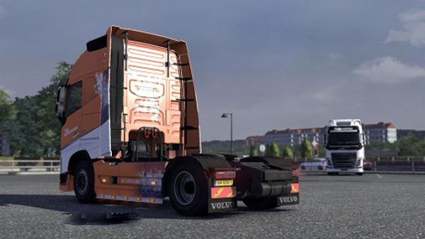 McGregor Netherlands Volvo