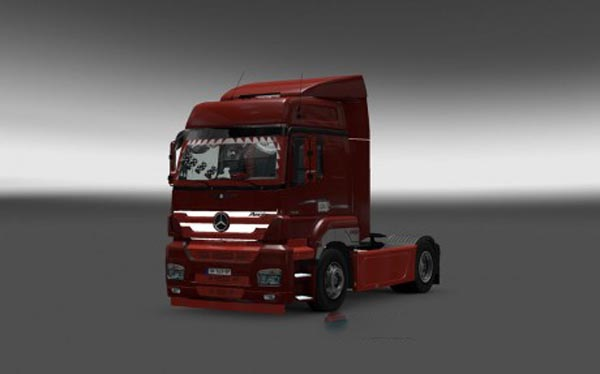 Mercedes Benz Axor MP3