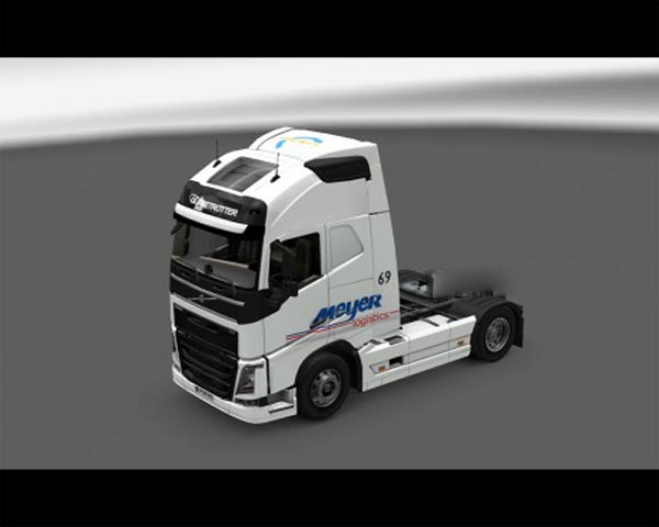 Meyers skin for Volvo FH