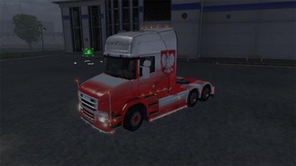 Poland T-Cab