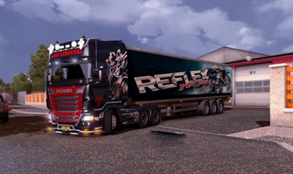 Reflex Trailer Skin