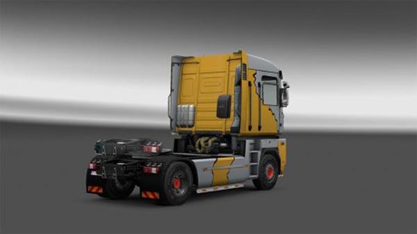 Renault Magnum Heinhuis Skin