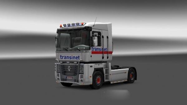 Renault Magnum Transinet Skin