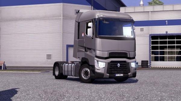 Renault Range T