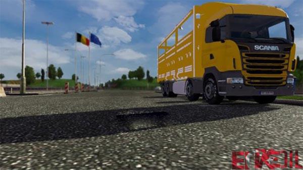 Scania G420 4 Axes