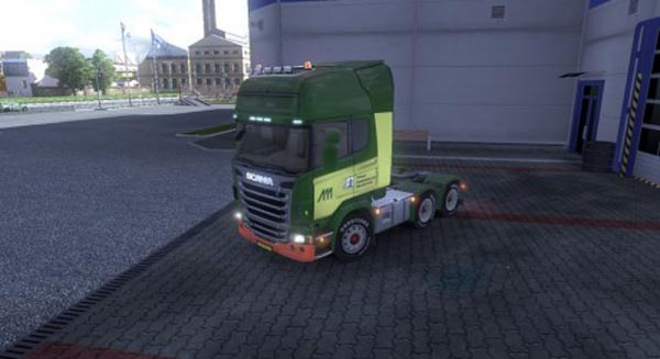 Scania Meulenberg Transport Skin