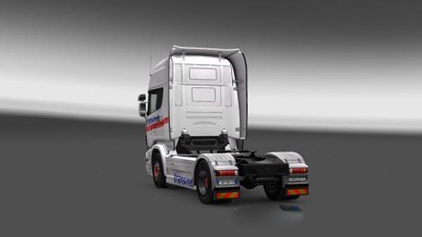 Scania R Transinet Skin