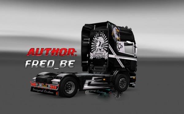Scania R V4 Fantasy