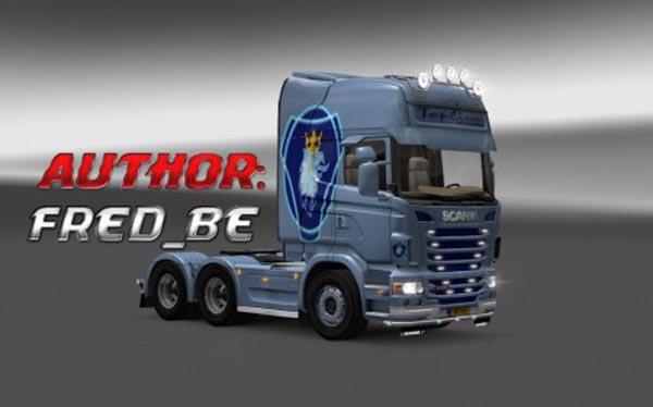 Scania R V4 Simply