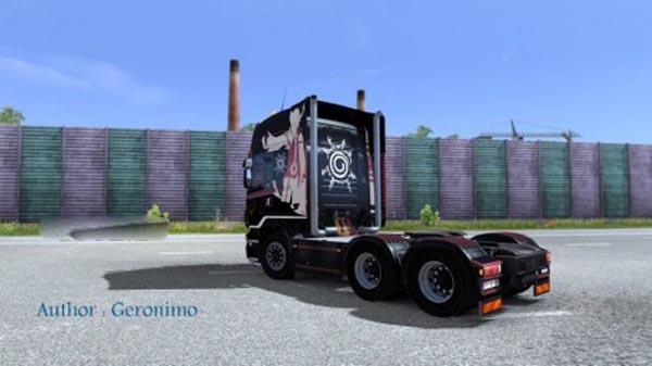 Scania R2008 50k Naruto