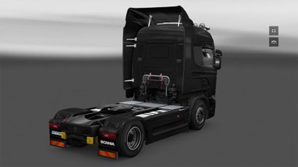 Scania Streamline Carbon Edition