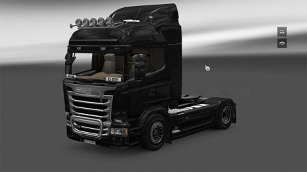 Scania Streamline Carbon Edition