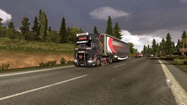 Scania Streamline Divar Blue BV