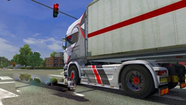 Scania Streamline Smallpaintwork