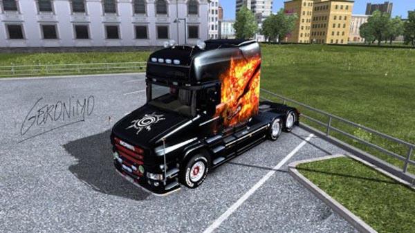 Scania T Longline Kyubi