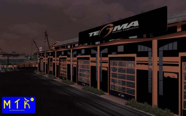 Tegma Logistic Garage