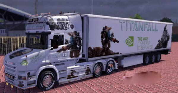 Titanfall trailer
