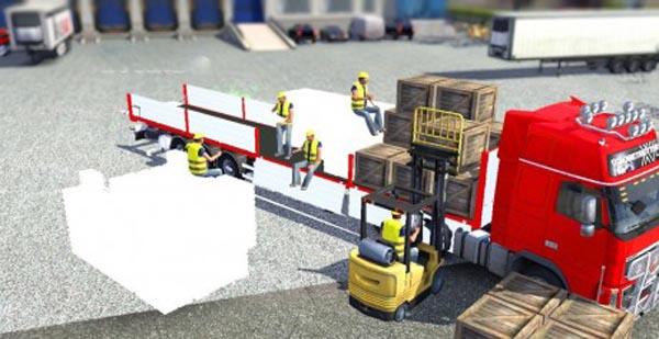 Torsen Market Trailer