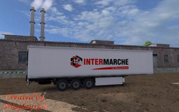 Trailer Coolliner Intermarche