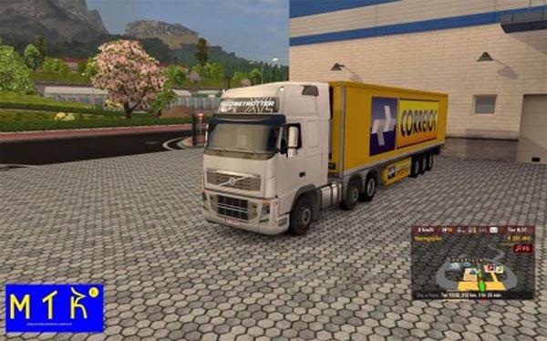 Trailer Correios Logistic