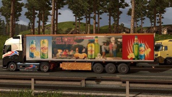 Ursus Cooler trailer