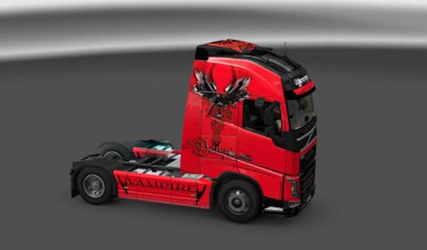 Vampire skin for Volvo FH