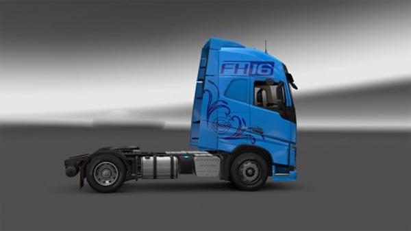 Volvo 2012 Blue