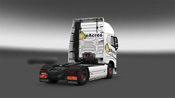 Volvo 2012 eAcres Skin