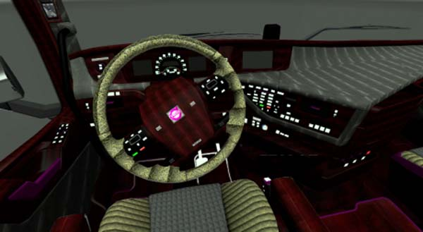 Volvo FH 2012 Interior