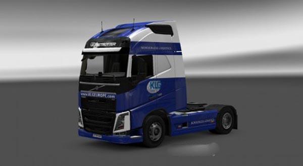 Volvo FH 2012 KLG Skin