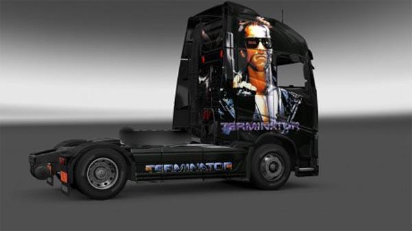 Volvo FH 2012 Terminator