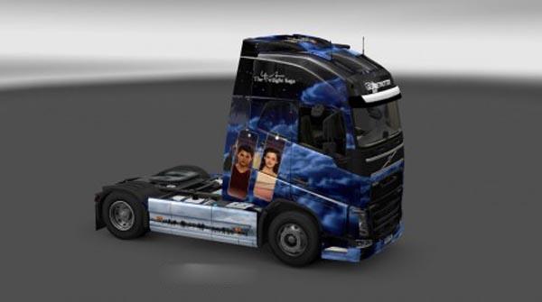 Volvo FH 2012 Twilight Saga Skin