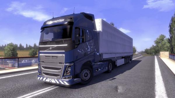 Volvo FH 2012 Water Style Skin